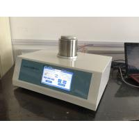 Quality Touch Screen Plastic / Rubber Testing Machine Oxidation Induction Time for sale