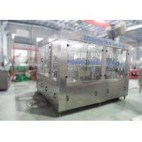 Mineral Water Fully Automatic Bottle Filling MachinesWashing Capping 110/220/380V Voltage Manufactures