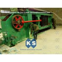 Buy cheap High-Speed Gabion Production Line Netting Sheet Cutting Machinery 7.5kw 4300mm from wholesalers
