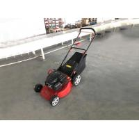 6HP Portable Gasoline Lawn Mower Self Propelled With Loncin Engine 196CC Manufactures