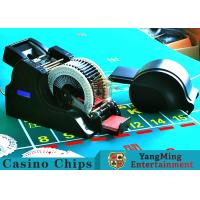 8 Decks Intelligent Playing Card Shuffler For 17 Kinds Standard Casino Games Manufactures
