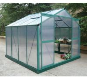 anodized aluminum greenhouse Manufactures