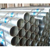 SCH40 Hot Galvanized Steel Tubing Manufactures