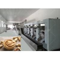 500 KG Industrial Nut Butter Grinder Peanut Butter Processing Line Fully Automatic Manufactures