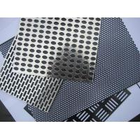 Al-Mg.alloyplate Electro Galvanized Steel Perforated Metal Sheet Manufactures