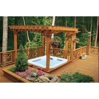 Strand Woven Bamboo Decking Manufactures