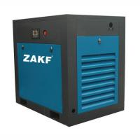 China Belt Driving Silent Air Compressor , 20HP Screw Rotary Type Compressor 15 KW Air Cooling on sale