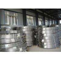 316 Series Stainless Steel Alloy Steel Wire Rod , Anti Acid Steel Wire Rod Coils Manufactures