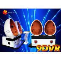 Dynamic Effect 9D VR Cinema 3 Seats With Small Business Location Manufactures