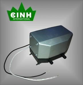 Double Diaphragm AC Mini Silent Aquarium Air Pump For Air Cloth Manufactures