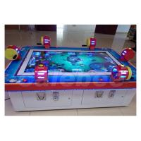 Kids Redemption Fishing Game Machine Go Fishing 6P with 550w Manufactures