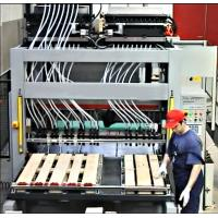 China EPAL Wood  Pallet Nailing Line on sale
