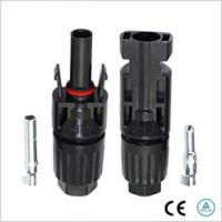China Anti - Ultraviolet MC4 Male and Female Connectors For  Solar PV System on sale