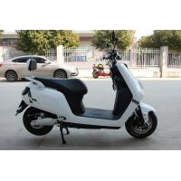 China Compact Electric Motorcycle Scooter , Battery Operated Scooters 72V / 20AH Fashion Design on sale
