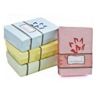 Atrractive Gift Box Packaging Recycle Pink Art Paper For Regular Soap Manufactures