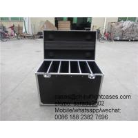China ATA Aluminum High Quality Plasma Flight Cases with Wheels on sale
