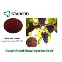 China Grape Seed Extract Standard Reference Materials Proanthocyanidins Polyphenols Contained on sale