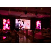 P4.81 Full Color Indoor Advertising LED Display Hired Available 80000 Hours Lifetime Manufactures