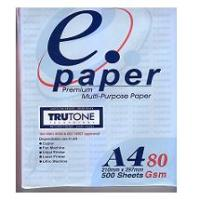 White photocopy paper A4 80gsm Manufactures