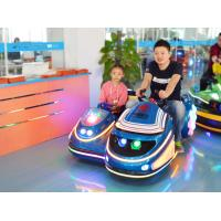 China Family entertainment parent-kid motorcycle ride on car for plaza and resort on sale