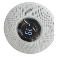 China Combine Smoke and carbon monoxide detector with wireless signal of ZIGBEE and GPRS for household on sale