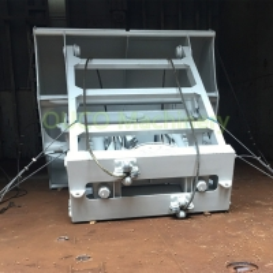 14cbm White Radio Remote Control Crane Grab Bucket Manufactures