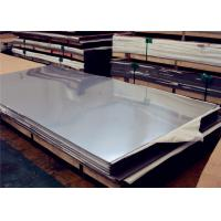 China Lightweight 409L Polished Stainless Sheet 0.5 - 3.0mm 2B Finished SS 409L Sheet on sale