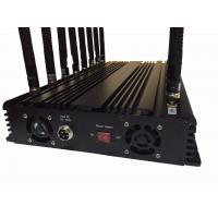 Quality 16 Channels Cell Phone Signal Jammer Desktop Signal Jammer for military use for sale