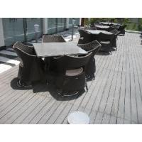 Outdoor Rattan Dinner Chair&Table (YE-5142) Manufactures