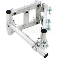 Flexible Truss Fitting Book Corner Aluminum Alloy 6082 T6 Truss Angle Hinge Section Manufactures