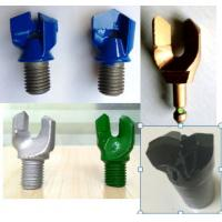 Tungsten Carbide Tips Coal Mining Bit Double Wing PDC Rock Drill Bit of High Strength Manufactures