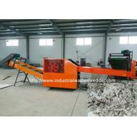 China PP Bag Rag Cutting Machine Jumbo Bag Plastic Bag Woven Bag Ton Bag Big Bag Shredder on sale