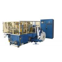 SCM-H Horizontal 150pcs/min High Speed Automatic Paper Cup  Machine / Making Machinery With Hot Air Sealing Manufactures