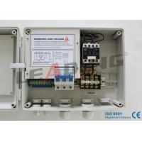 Buy cheap Single Pump Controller Three Phase Pump Control Panel Output Power 0.75-15kw from wholesalers
