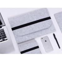 China Recyclable Laptop Sleeve Case Convenient For Carrying Mobile Phone / Notebooks on sale