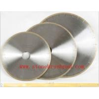 Diamond Saw Blade&Segment for Marble Block Cutting Manufactures