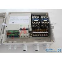 High Precision Ro Control Panel , 3 Phase Water Pump Controller 30.*24*12cm Unit Dimension Manufactures