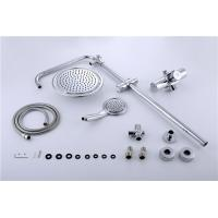 Copper Plating Bath Shower Accessories Rotatable 304 Stainless Steel Concealed Manufactures