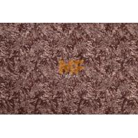 Home Textile Waterproof Upholstery Fabric Linen Imitation With Printed Velboa Manufactures