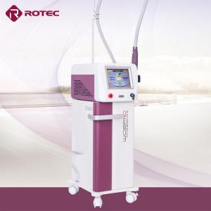 OEM Q Switched ND YAG Laser Machine Five Tips Multifunction Skin Rejuvenation Laser System Manufactures