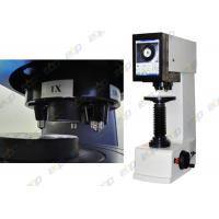 Auto Lifting Brinell Hardness Testing Machine Built In 3M Pixel Camera Manufactures