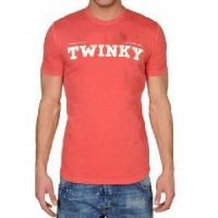 Brand Top Fashion T-Shirt Men Cotton T Shirt Twinky #278 Manufactures