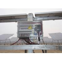 SPD High Voltage Photovoltaic Confluence Box 15A PG21 PG7 , 1000V DC Manufactures