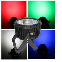 Ip65 9pcs 10w Rgbw 4in1 Outdoor Waterproof Led Par Can 64 With Six Rainbow Effect Manufactures