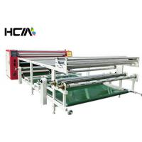 1.9m Wide Roller Sublimation Heat Press Machine For Curtain Transfer Printing Manufactures