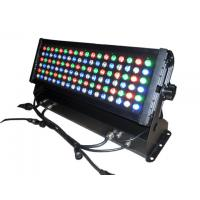 Nightclub LED Lighting 108 * 3w RGBW Wash Wall Lighting Red Green Blue White Manufactures