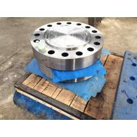 ASTM A694 F65 FORGED STEEL FLANGES WELD NECK RJT Manufactures