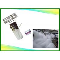 Professional Special Effect Equipment Hanging Foam Party Machine With Foam Liquid Manufactures