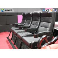 Simple Operation 4D Cinema System 4DM Movement Seats / Independent Research Software Manufactures