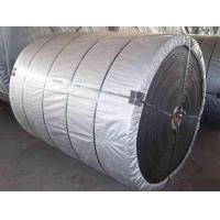 Quality Pattern Natural Rubber Conveyor Belt , Industrial Cleated Conveyor Belt for sale